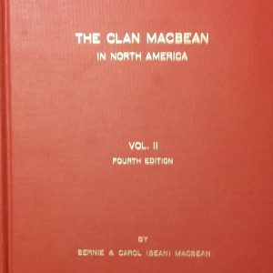 Clan MacBean, Vol 2, 5th Ed