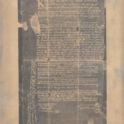 #10 1771 Photocopy of Original Deed,  Capt. Benjamin Bean (Fam. 1292)