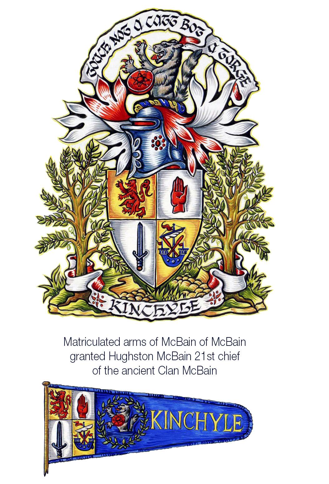 clan history u2013 clan macbean