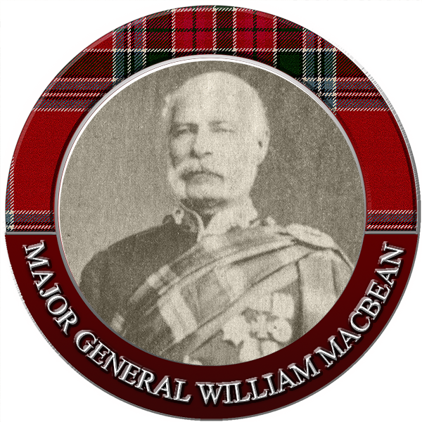 Major General William Macbean