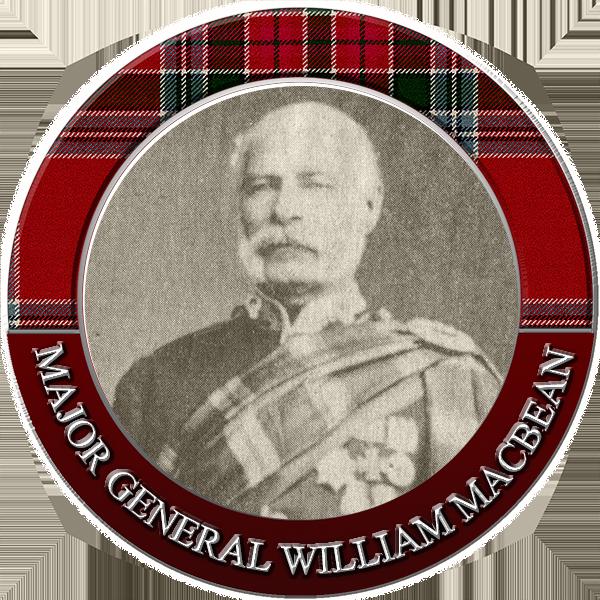 Major General William Macbean