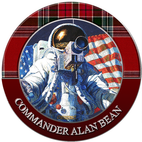 commander Alan Bean