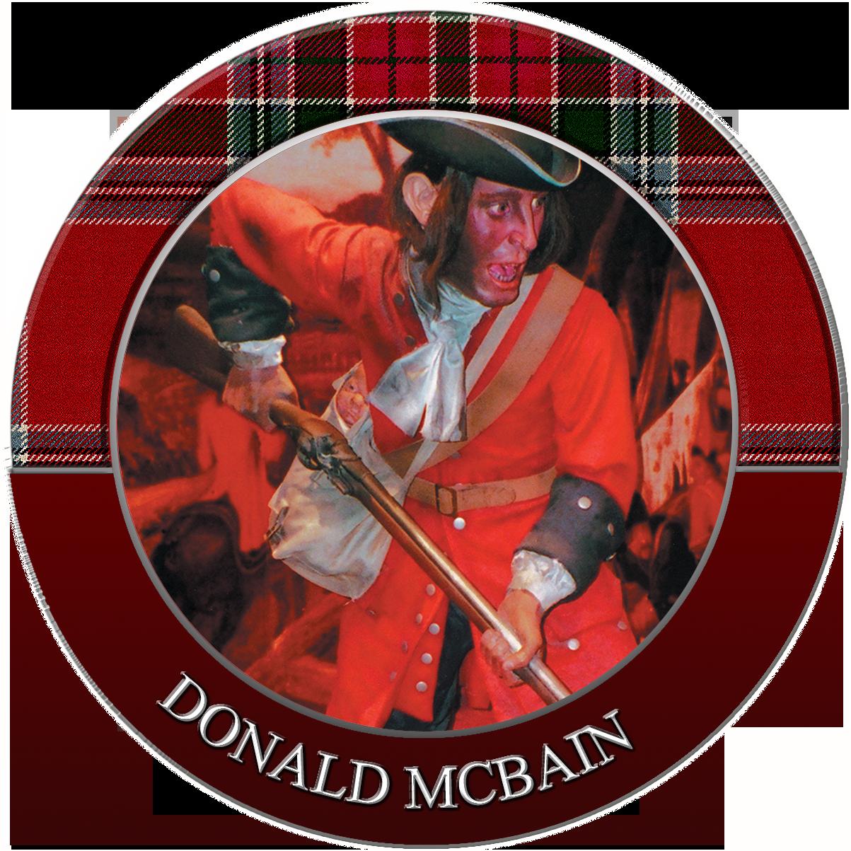Donald McBaine